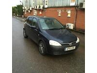 Vauxhall Corsa 1.2 Manual Petrol 5doors