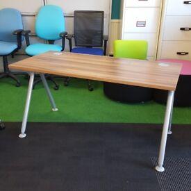 Office furniture harlow Walnut desk
