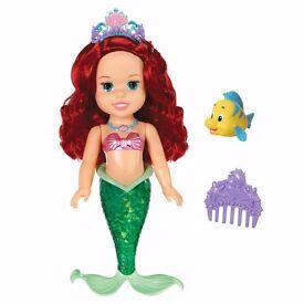 The Little Mermaid Under the Sea Surprise Ariel