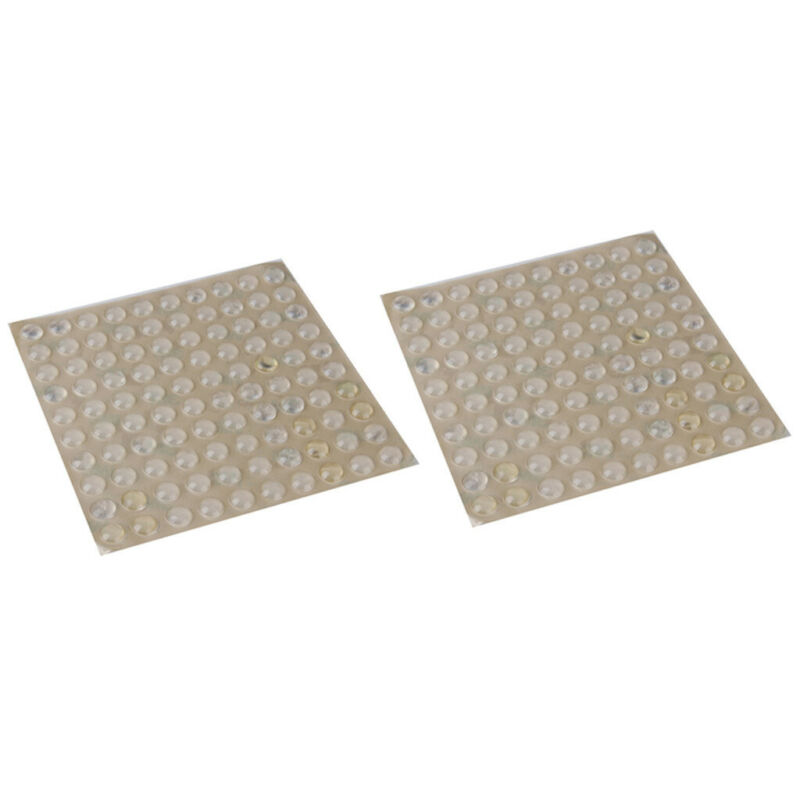 200Pcs+Clear+Adhesive+Bumper+Dots+and+Pads+%E2%80%93+Self-Adhesive+Silicone+Feet+for