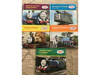 Thomas the Tank Engine Hardback Books