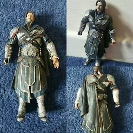 Ezio Assassins Creed Revelations video game figure