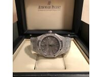 Audemars Piguet Royal Oak Automatic Frosted Gold 2017 new