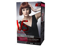 Vidal Sassoon/Garnier/Schwarzkopf/Hair Dye/Hair colour for sale 3.5£-free delivery for the whole lot