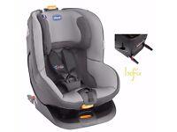 Brand New Chicco Luxury Oasys Group 1 Evo Isofix Car Seat