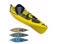 Looking for a Kayak for fishing paddling about