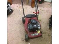 Petrol mower. Spares or repair