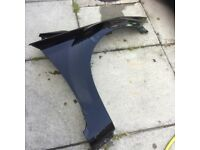 Ford Focus wing front right 2010 black