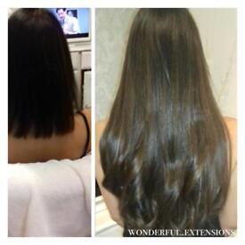 Hair Extensions Bristol