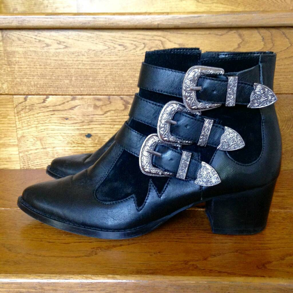 44d3c06edff River Island Ankle Boots, UK Size 4 | in Swindon, Wiltshire | Gumtree