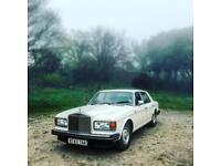 Rolls Royce silver spirit 6750cc v8