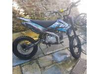 welsh pit bike 140cc