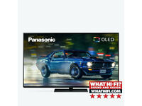 "Panasonic 4K 55"" OLED TV"