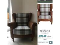 5 picees barker and stonehouse furnitures