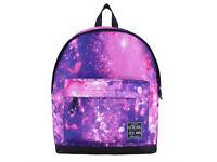 Girl Hot Tuna Galaxy Pink School Backpack