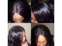 African,Afro-Carribean,European hairstylist and Mary Kay independent beauty consultant