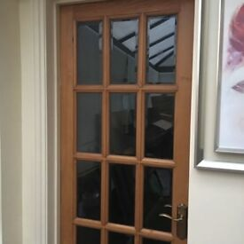 10 Oak doors for sale in excellent condition £30-£80