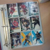 90's sports cards