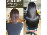 Micro / Nano Ring, Pre Bonded or Mini Link method hair extensions available to suit all budgets!