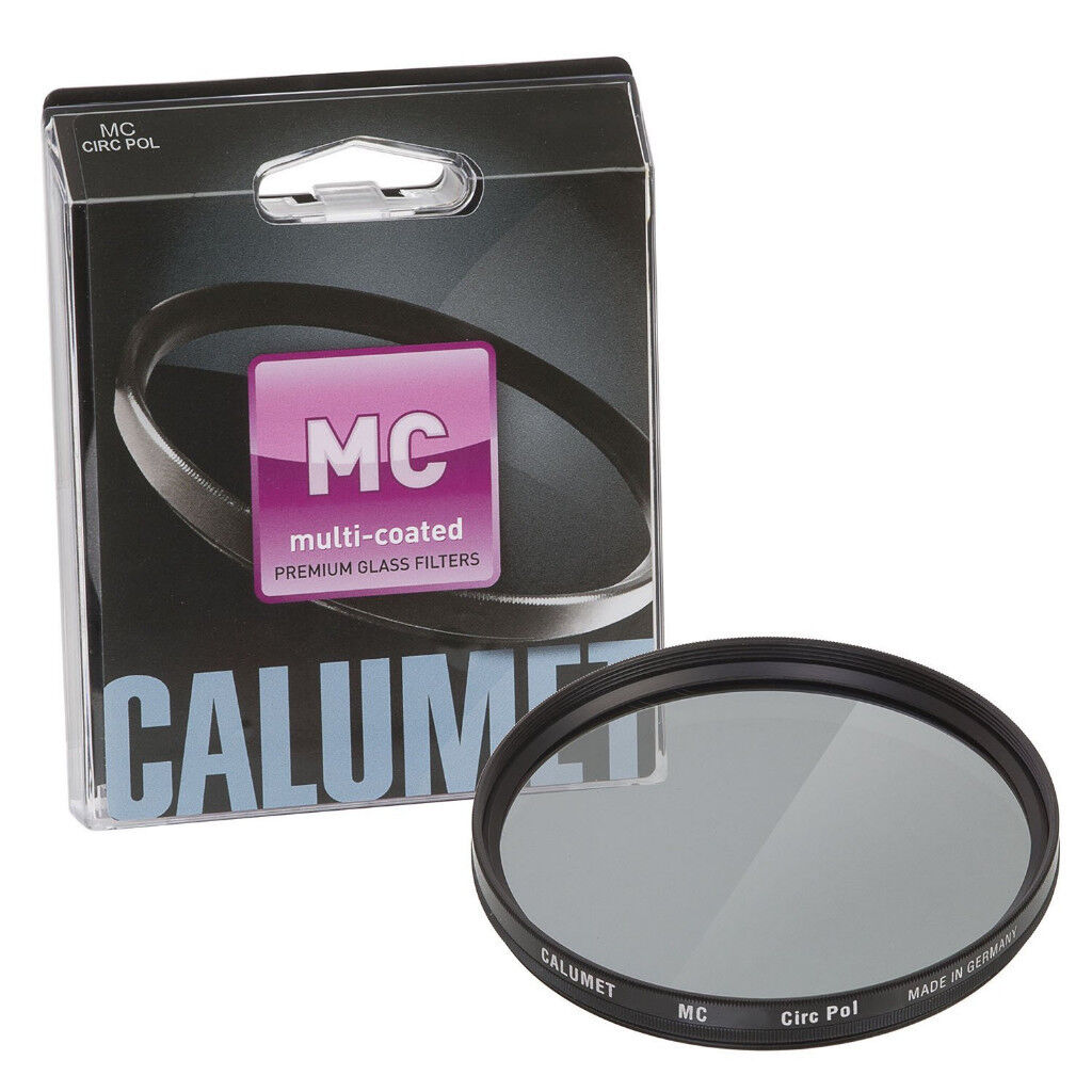 Calumet 67mm Multi coated Circular Polariser filter