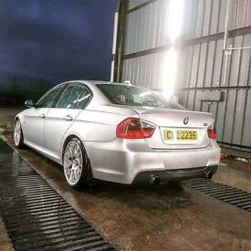 BMW 320d M sport fsh
