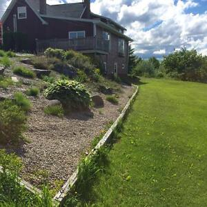 Countryside 3 Bedroom Duplex on the lake, near Bridgewater