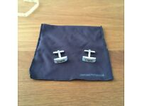 Emporio Armani Mother of Pearl Cuff Links