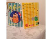 Mr Gum set of paperback books by Andy Stanton for kids.