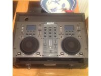 Twin cd deck brand new / other dj gear see pictures price is for all