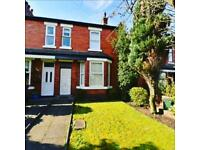 Ormskirk . Student . Edge Hill single bedrooms available in a shared house