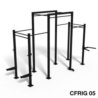 CrossFit Rig 05 - Cage Cell - Gym Fitness Equipment Osborne Park Stirling Area Preview
