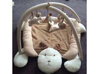 Baby gym or play mat