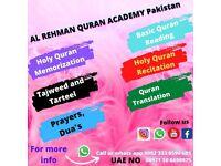 Spoken english and Arabic online classes Rehman Quran academy