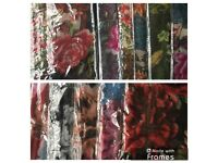 Beautiful Scarves bargain prices must see!