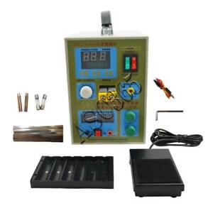 788H LED Dual Pulse Spot Welder Battery Charger 800 A 0.1 - 0.2 mm 36 V  251017