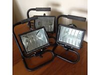 Halogen work light..various uses..