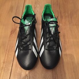 Men's adidas football boots size 7