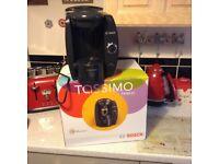 Bosch tassimo boxed hardly used