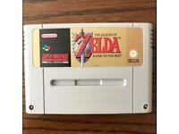 Super Nintendo Entertainment System - Legend of Zelda