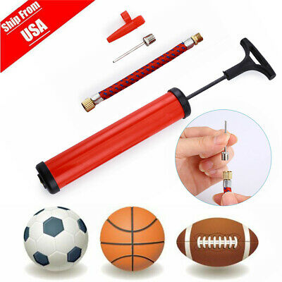 3Pcs Inflator Kit for Air Frame Pump Needles Adaptor Bikes Sports Ball P*C