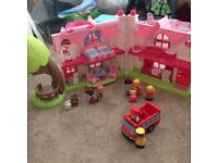 Happyland toys bundle