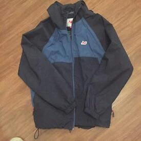 Men's size small Peaceful hooligan hooded jacket
