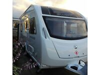 FOR SALE 2015 SPRITE ALPINE 4 TOURING CARAVAN