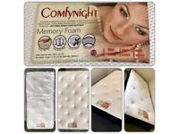 *70% OFF* Comfynight Memory Foam Mattresses ( 3 Sizes ! ) Free Delivery Northamptonshire !