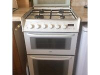 Zanussi Gas cooker in good condition for collection only