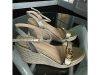 Gucci Wedge Shoes