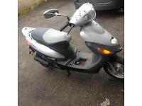 Kinroad 50cc 4stroke automatic scooter