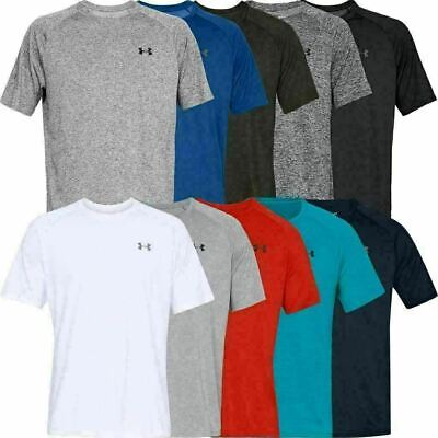 Under Armour T-Shirt Short Sleeve Training Gym Sports Tees & Tees