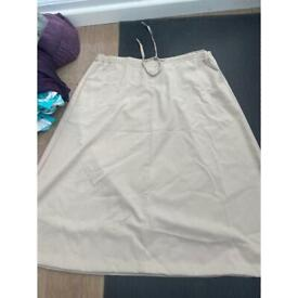 Bonmarche size 18 skirt