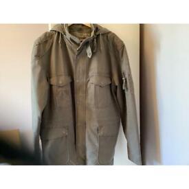 Topman duffle/raincoat/jacket